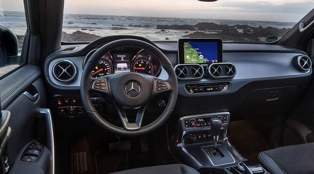 2019 Mercedes X Class News Upgrades Design Truck Release