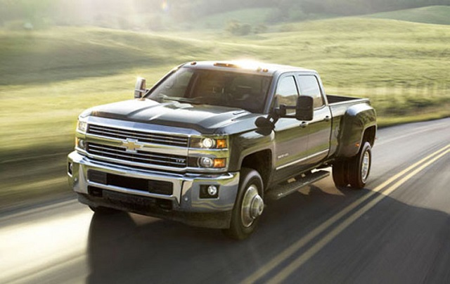 2019 Chevy Silverado 3500HD