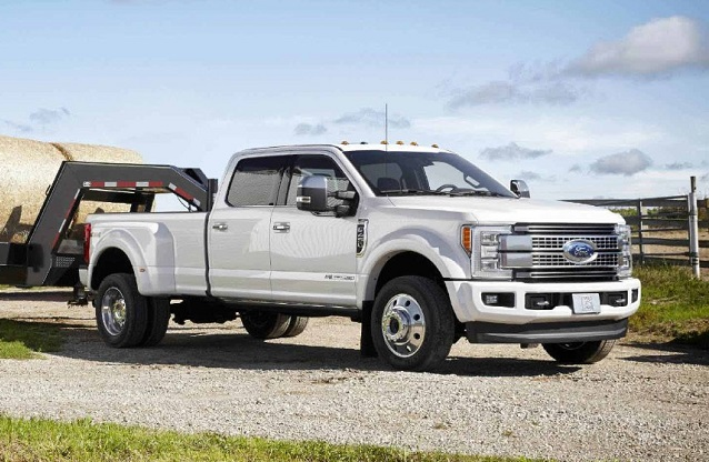 Lifted 2018 F250 >> 2019 Ford F-350: Styling, Equipment, Specs - Truck Release