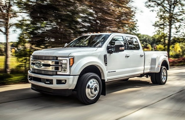 Ford Super Duty >> 2019 Ford F-450 Super Duty: Design, Capability, Specs ...