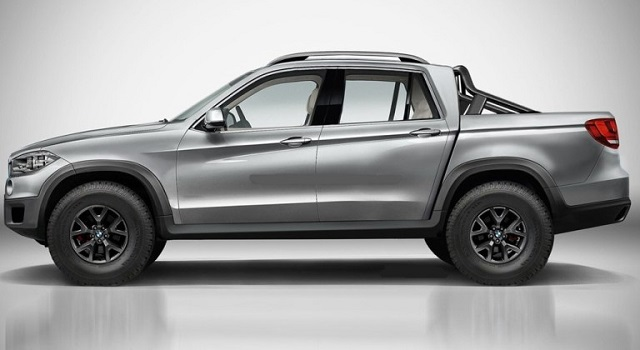 2019 Bmw Pickup Truck Concept Rumors Possible Design Truck Release