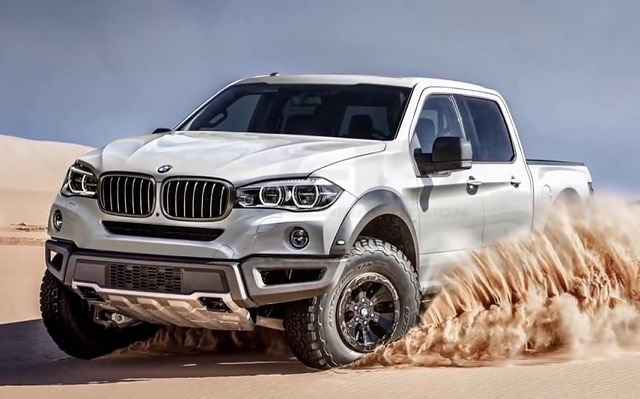 2019 bmw pickup truck  concept  rumors  possible design