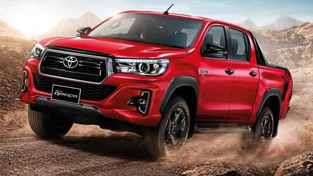 2019 toyota hilux changes options arrival truck release. Black Bedroom Furniture Sets. Home Design Ideas