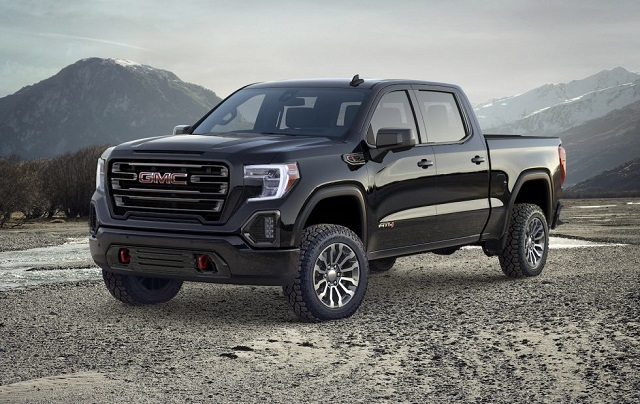 2019 GMC Sierra 1500 All Terrain will actually carry the ...
