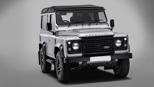 2019 Land Rover Defender Truck