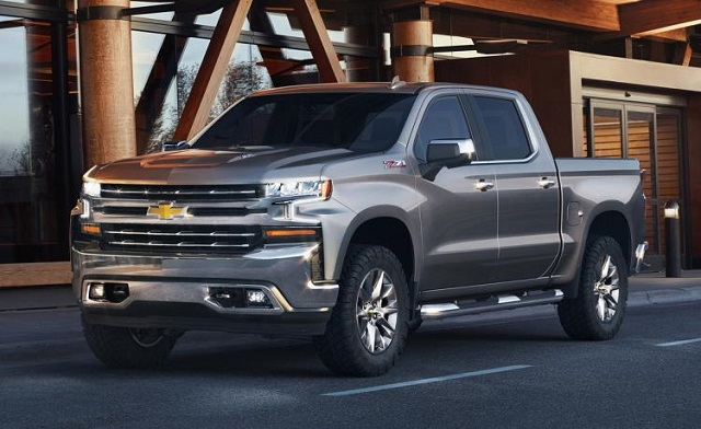 2019 Chevy Silverado Z71: Specs, Equipment, Price - Truck ...