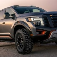 2019 Nissan Titian Warrior