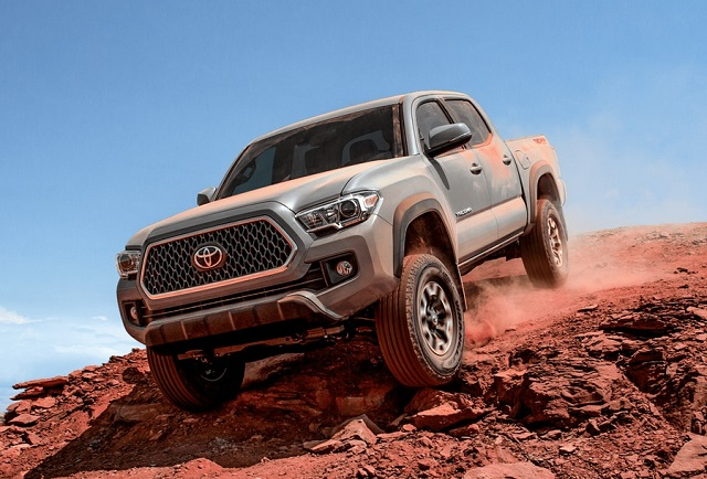 2019 Toyota Tacoma Diesel Rumors Engine Design Truck Release