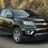 2019 Chevy Colorado Diesel