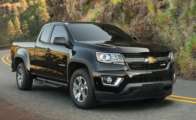 2019 Chevy Colorado Diesel: News, Equipment, Price - Truck ...