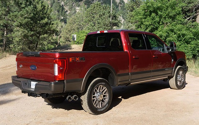 ford   diesel specs options price truck release