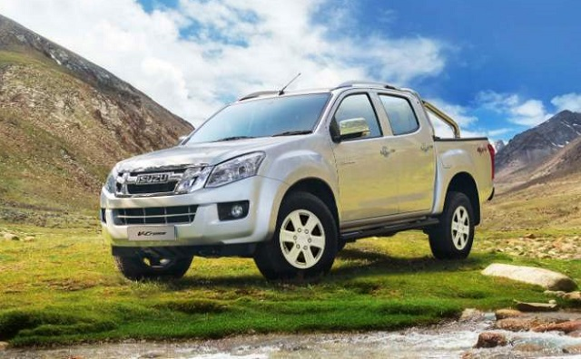 2019 Isuzu D Max V Cross News Upgrades Specs Truck