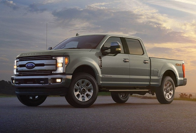 2020 Ford F-250: Refresh, Changes, Release - Truck Release