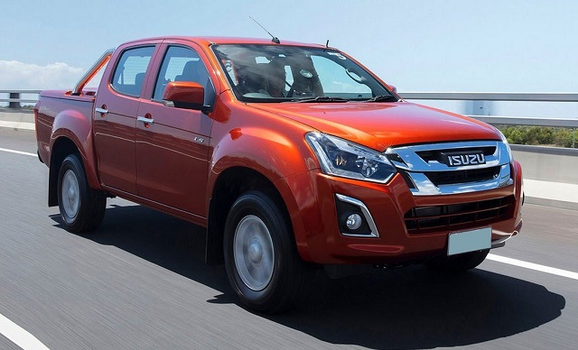 2020 Isuzu D-Max: News, Design, Changes - Truck Release