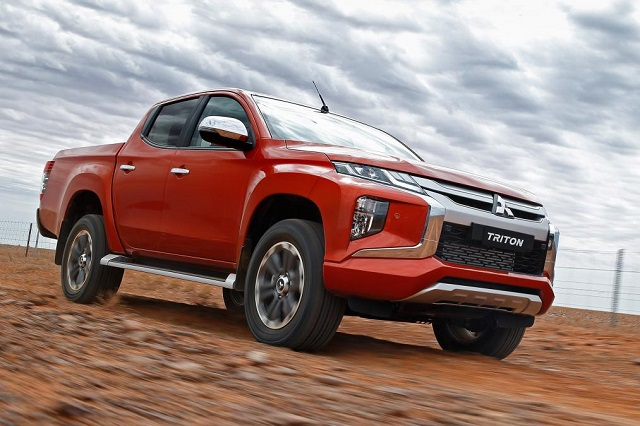 2020 Mitsubishi L200: Updated, Changes, Arrival - Truck Release