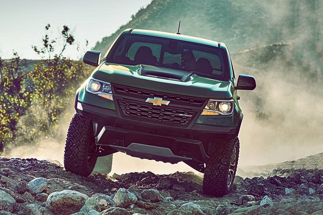 2020 Chevy Colorado Diesel News Updates Performance Truck Release