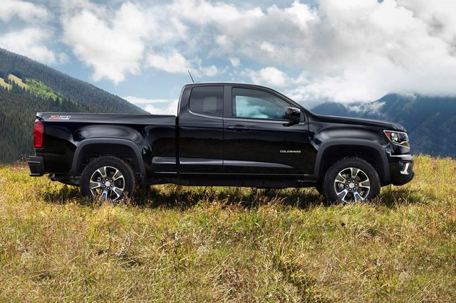 2020 Chevy Colorado Diesel