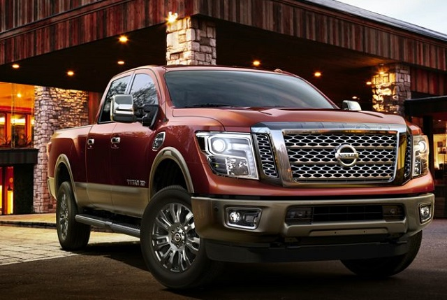 2020 Nissan Titan Xd News Expectations Design Price