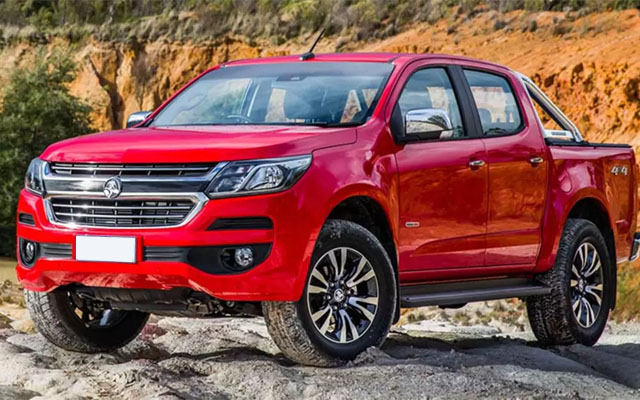 2020 Holden Colorado: News, Changes, Specs, Release ...