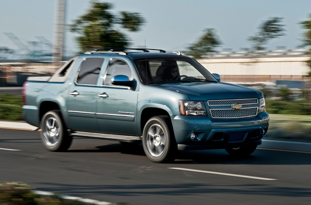 2020 Chevy Avalanche Rumors Design Return Truck Release