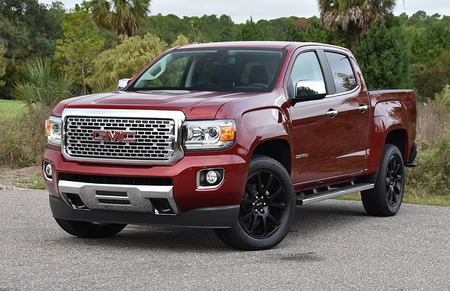 2020 GMC Canyon Denali: News, Equipment, Price - Truck Release